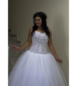 Сватбена рокля 21