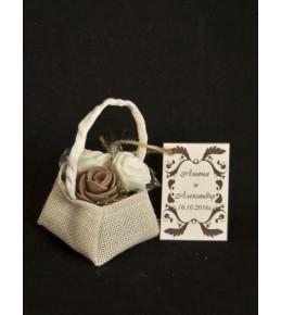 Декоративна чантичка 2