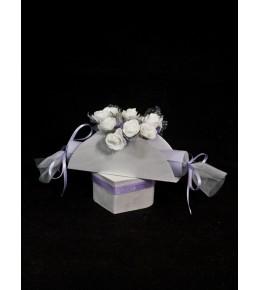 Подарък - покана кумска 6