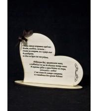 Подарък - покана кумска 8