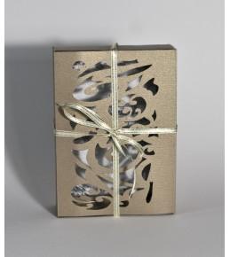 Подарък- покана кумска 11