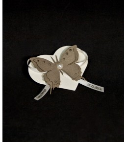 3D пеперуда с магнит