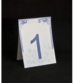 Тейбъл картичка 07