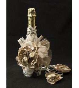 Сватбено шампанско модел Г5