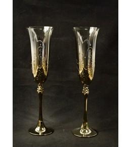 Ритуални чаши С20 злато