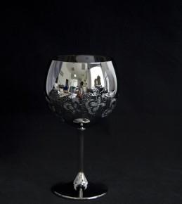 Сватбен бокал 09 сребро