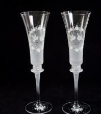 Ритуални чаши С15 злато