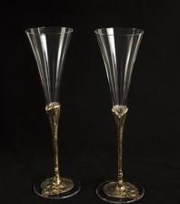 Ритуални чаши С36 злато